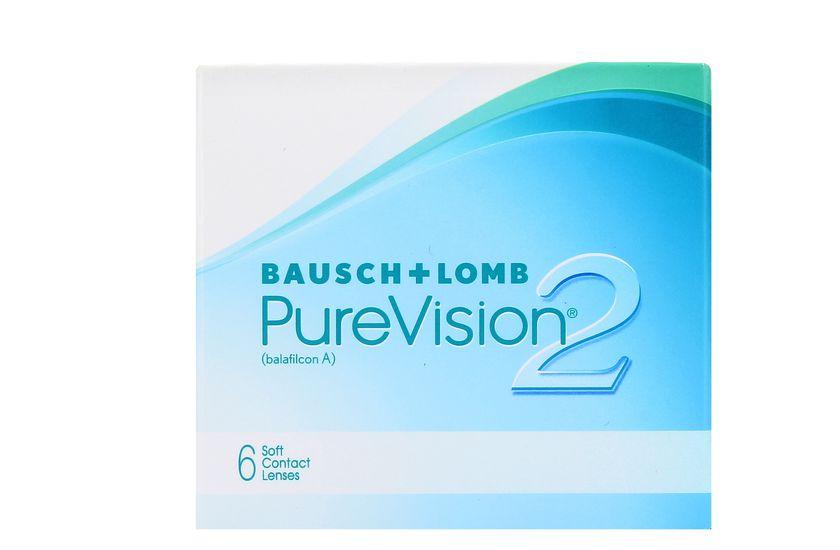 Lentilles de contact PureVision 2 HD 6L - danio.store.product.image_view_face