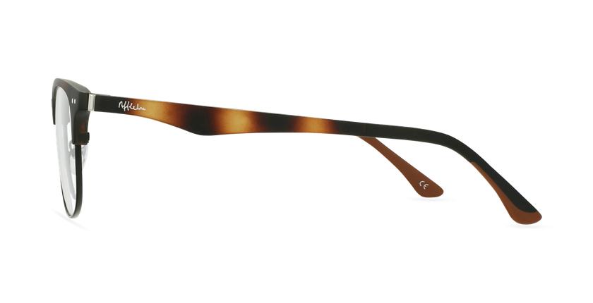 Lunettes de vue MAGIC 92 écaille/noir - Vue de côté