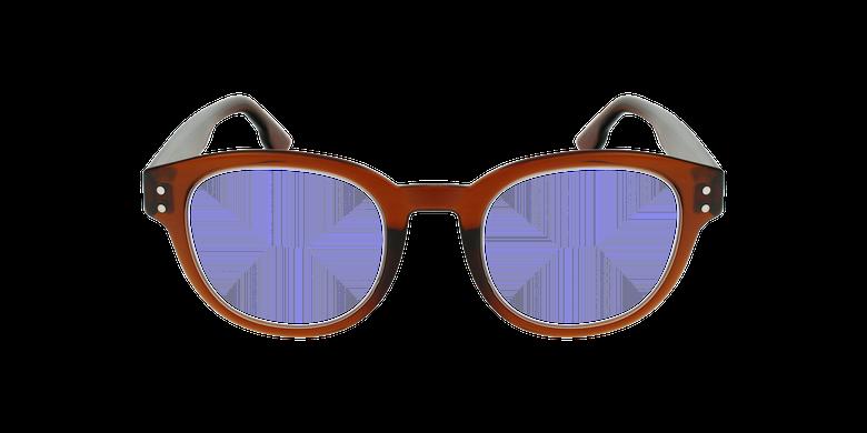 Lunettes de vue femme DIORCD2 marron