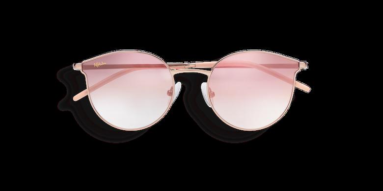 Lunettes de soleil pliables unisexe mode des lunettes de soleil lunettes colorées , 7