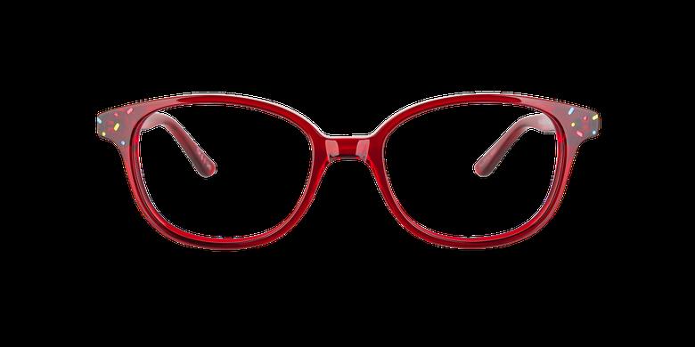 Lunettes de vue enfant FLUFFY2 rouge