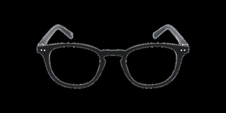 Lunettes de vue FORTY anti-lumière bleue Noire noir/noir