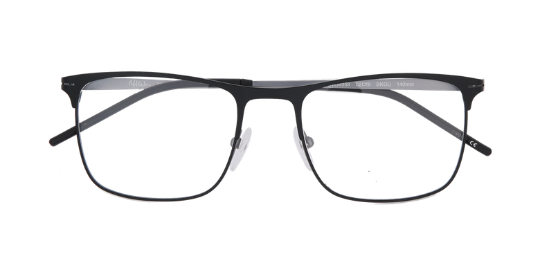 Lunettes de vue homme ARGON noir/argenté