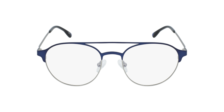 Lunettes de vue homme MAGIC 52 bleu/argenté