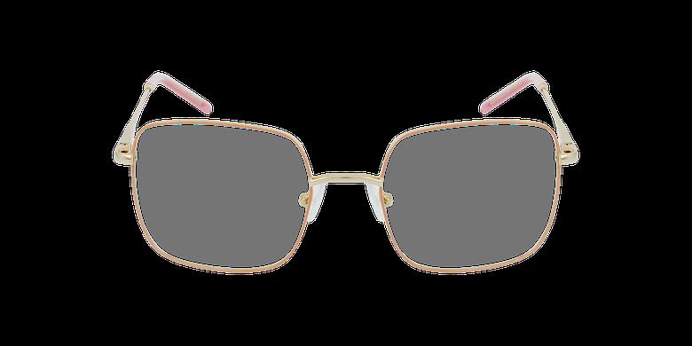 Lunettes de vue enfant STELLA rose/doré