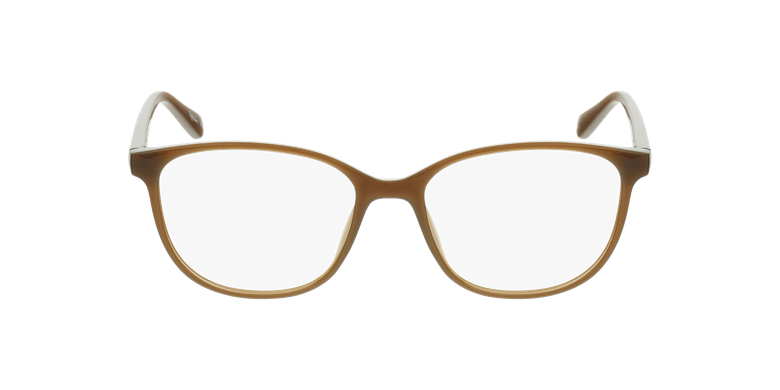 Lunettes de vue femme RZERO1 marron