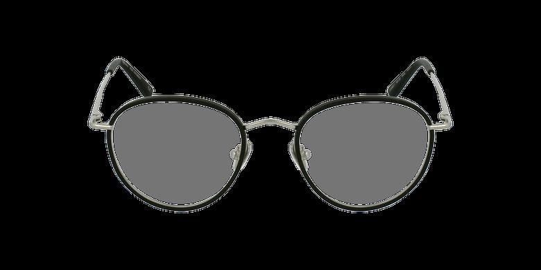 Lunettes de vue SHUBERT argenté/noir