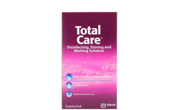 Total Care Decontamination 2x120ml