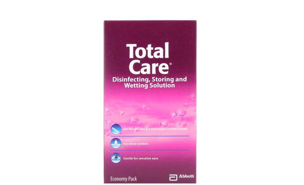 Total Care Decontamination 2x120ml - Vue de face