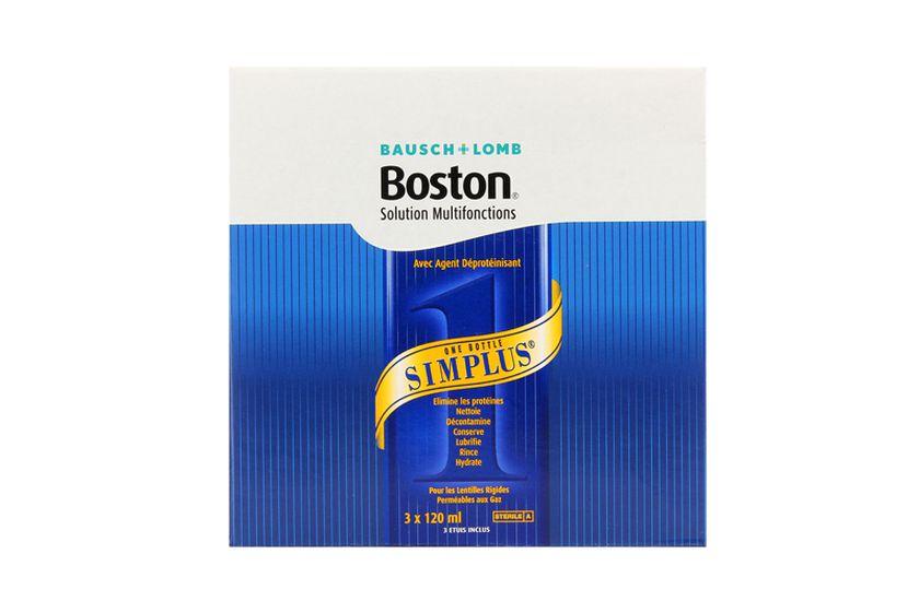 Boston Simplus 3x120ml - danio.store.product.image_view_face