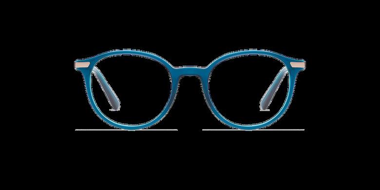Lunettes de vue homme BENJAMIN bleu/jaune