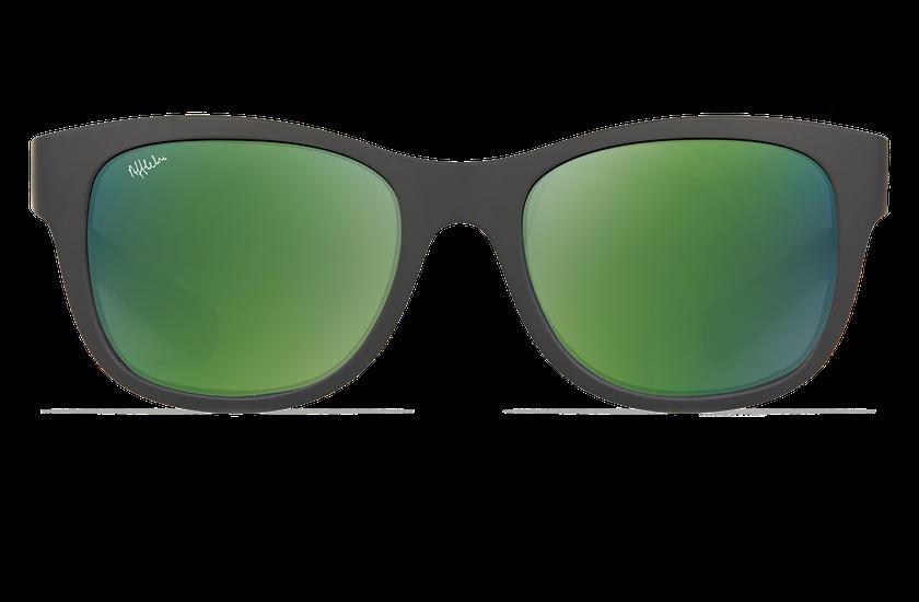 Lunettes de soleil enfant YANI noir/vert - danio.store.product.image_view_face