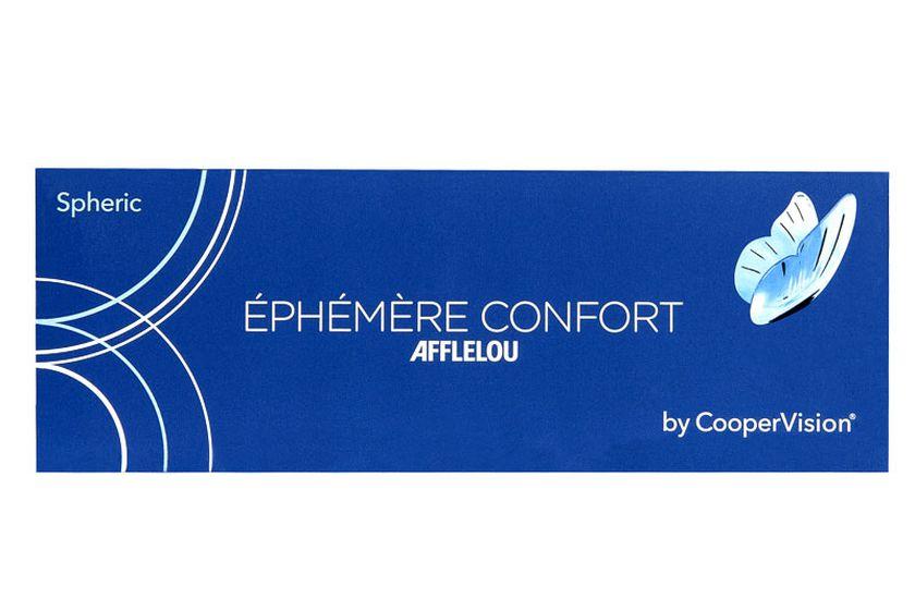 Lentilles de contact Ephémère Confort Silicone Hydrogel 30L - Vue de face  ... c90f427c5cd1