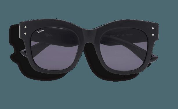 Lunettes de soleil enfant SELENA noir - danio.store.product.image_view_face