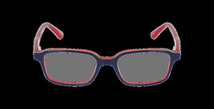 Lunettes de vue enfant SURF bleu - Vue de face