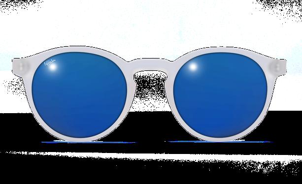 Lunettes de soleil femme FROZZY cristal - danio.store.product.image_view_face