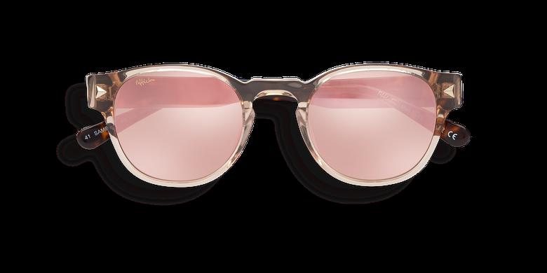 Lunettes de soleil femme SULLY rose