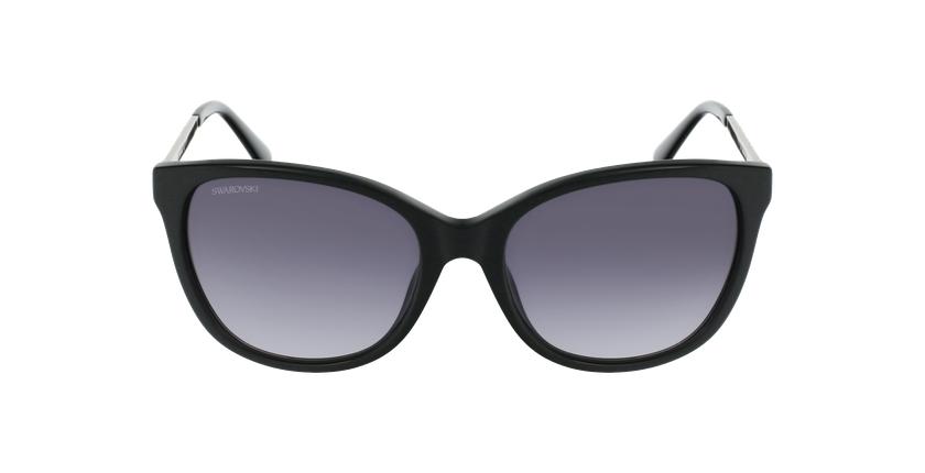 Lunettes de soleil femme SK0218 noir - Vue de face