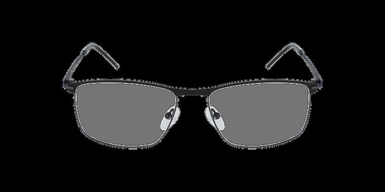 Lunettes de vue homme SATURNE gris/rouge
