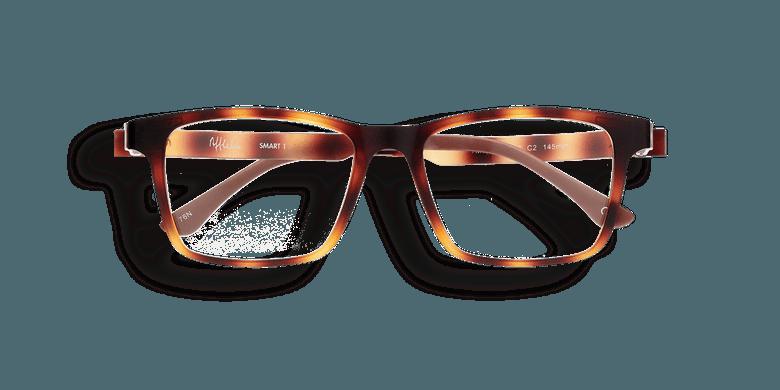 Lunettes de vue homme MAGIC 01 noir/noir mat