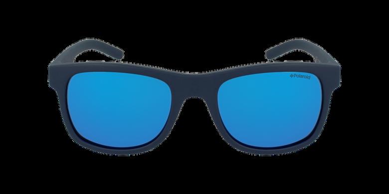 Lunettes de soleil enfant PLD 8020/S bleuVue de face