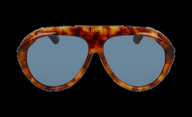 Lunettes de soleil homme GG0479S écaille - danio.store.product.image_view_face
