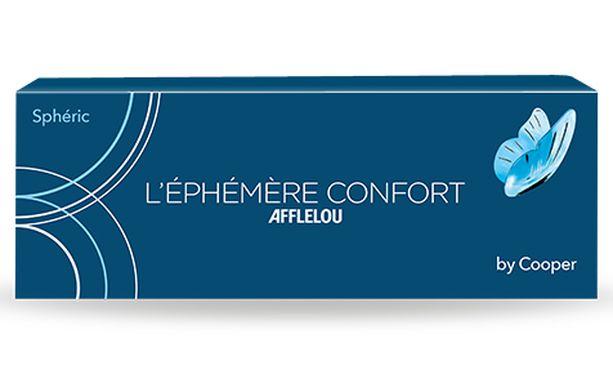 Lentilles de contact Ephémère Confort Silicone Hydrogel 30L - danio.store.product.image_view_face