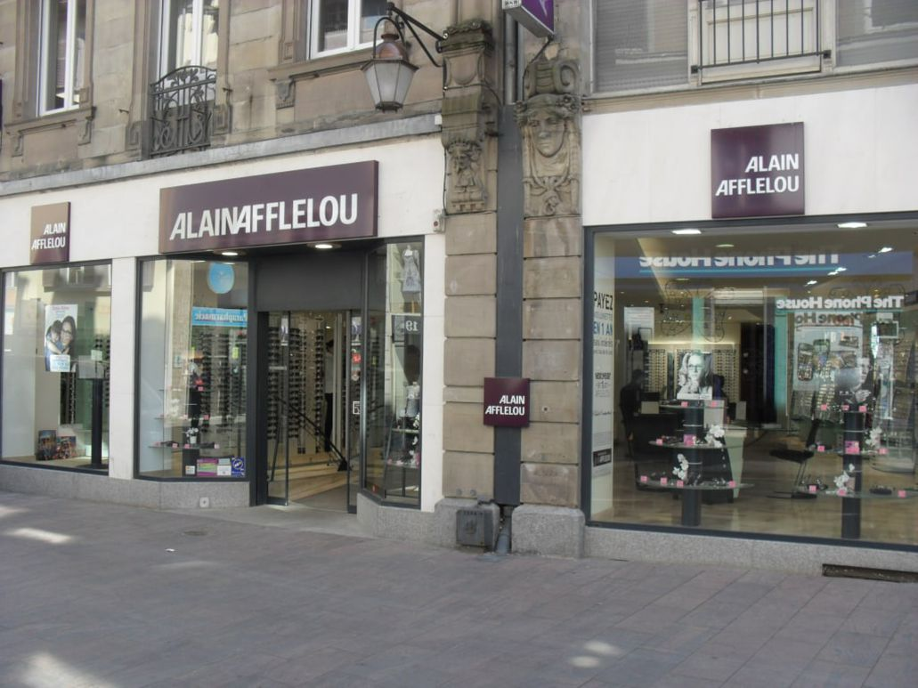Mercière 68100 Afflelou Mulhouse Rue Opticien 16 QCxosrdBht