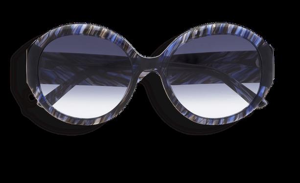 Lunettes de soleil femme NAOMIE bleu - danio.store.product.image_view_face
