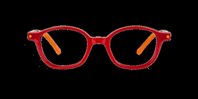 Lunettes de vue enfant CARL1 rouge/orange