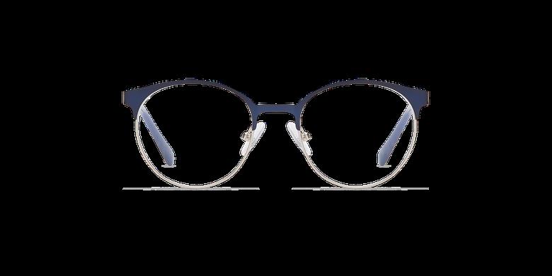Lunettes de vue enfant AYLA bleu/argenté