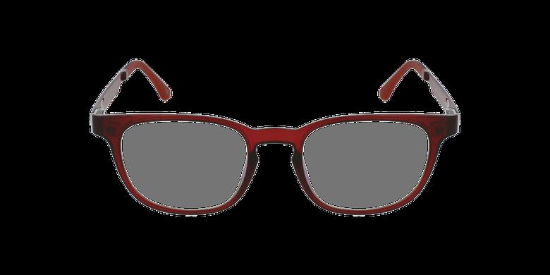 Lunettes de vue homme MAGIC 33 rouge