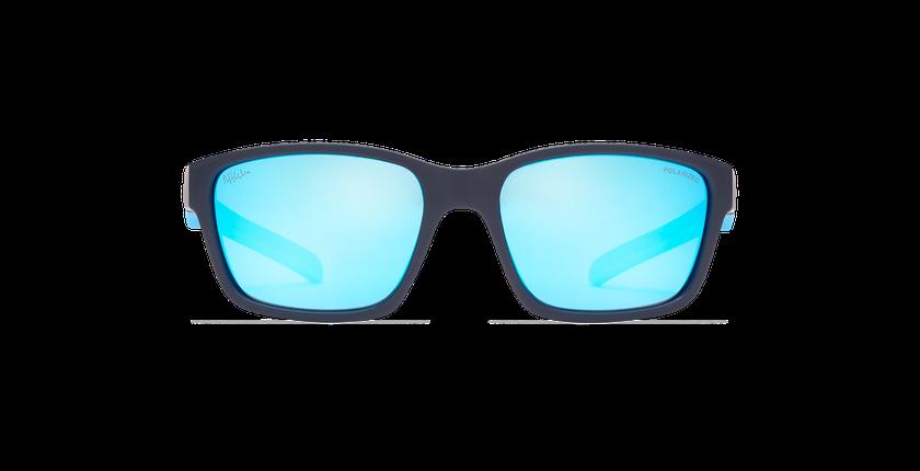 Lunettes de soleil enfant JOE bleu - Vue de face