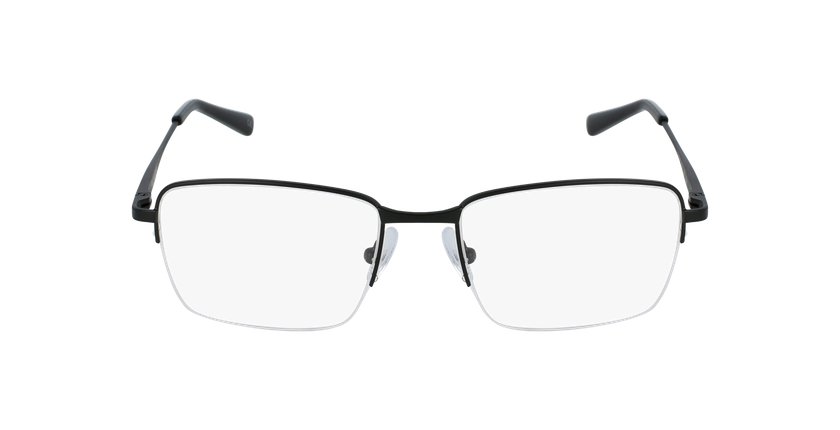 Lunettes de vue homme HENRY noir - Vue de face