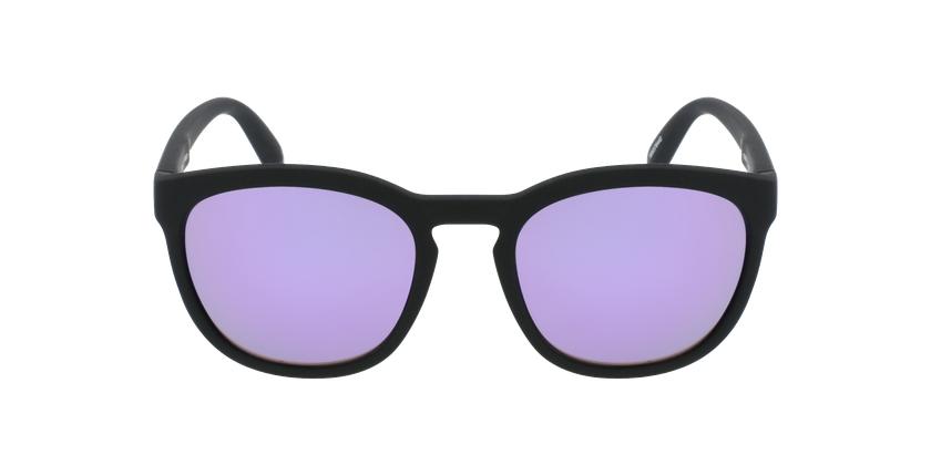 Lunettes de soleil femme KAILI violet - Vue de face