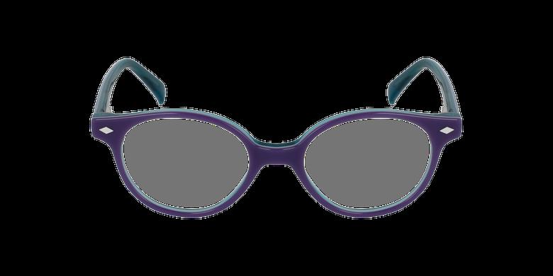 Lunettes de vue enfant ILONA violet/turquoise