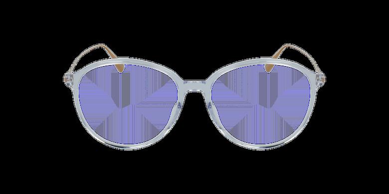 Lunettes de vue femme DIORSIGHTO2 blancVue de face