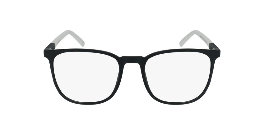 Lunettes de vue homme LOEVAN bleu/blanc - Vue de face