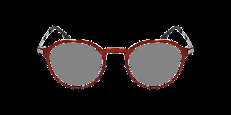 Lunettes de vue femme MAGIC 39 rougeVue de face