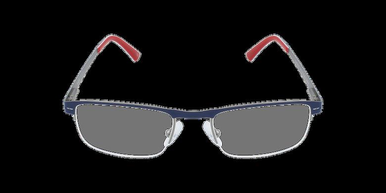 Lunettes de vue homme DAN bleu/gris