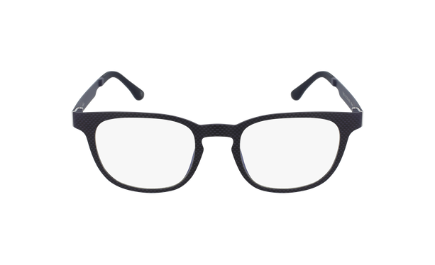 Lunettes de vue homme MAGIC 33 noir - Vue de face