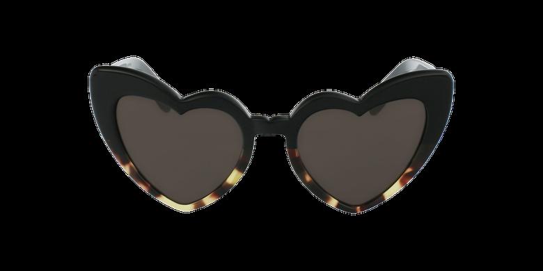 Lunettes de soleil femme SL181 LOULOU noir