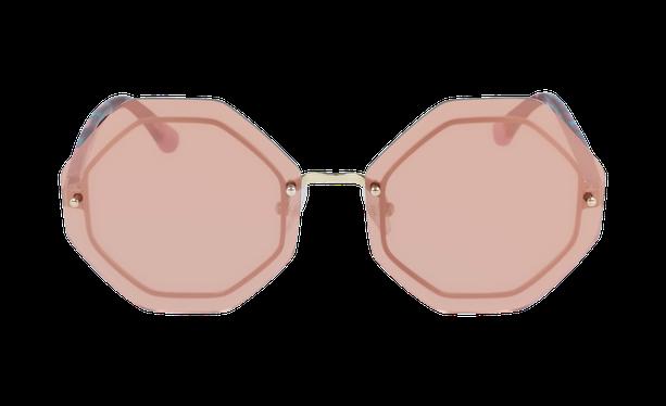 Lunettes de soleil femme VS0024 rose - danio.store.product.image_view_face