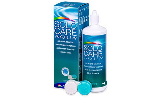 SoloCare Aqua 360 ml - Vue de face