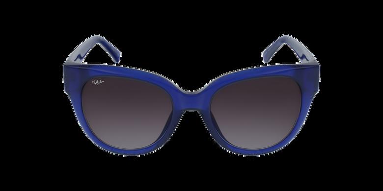 Lunettes de soleil femme BRITANY bleu