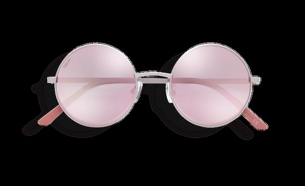 Lunettes de soleil femme HOLA rose - danio.store.product.image_view_face