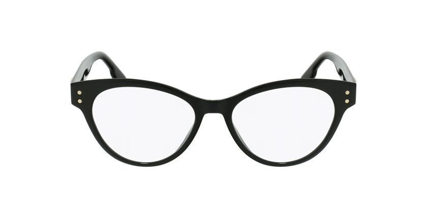 Lunettes de vue femme DIORCD4 noir - Vue de face