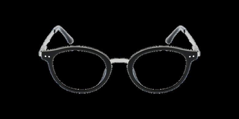 Lunettes de vue femme MAGIC 97 noir/argentéVue de face