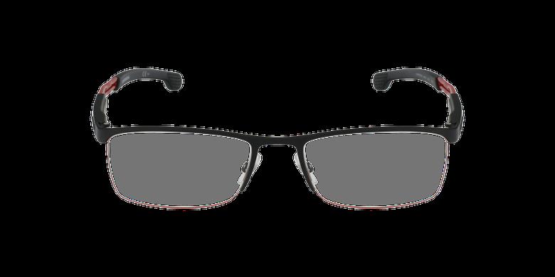 Lunettes de vue homme 4408 noirVue de face