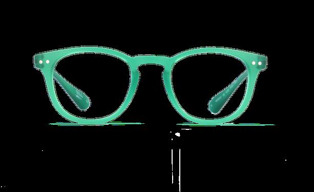 Lunettes de vue BLUE BLOCK MIXTE vert - danio.store.product.image_view_face